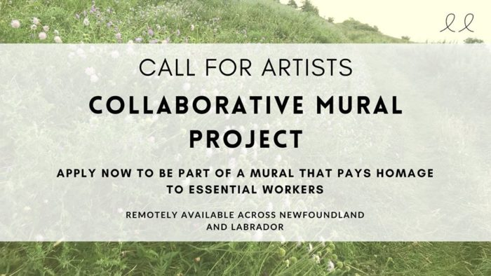 Call for Artists | Collaborative Mural Project  Deadline: August 28th