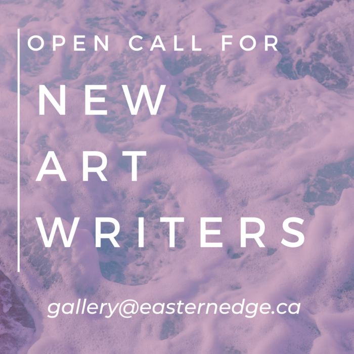Are you interested in writing about art, but haven't been able to get your foot in the door We would love to hear from you! (2)