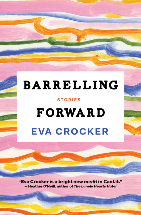 Barrelling Forward Cover